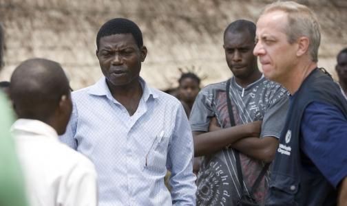 Фото №1 - Прилетающим из Африки по поручению Минздрава меряют температуру