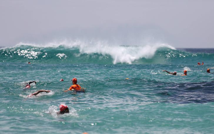 Фото №1 - Названа опасность плавания в океане
