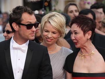 Джуд Лоу на Канноском кинофестивале-2011