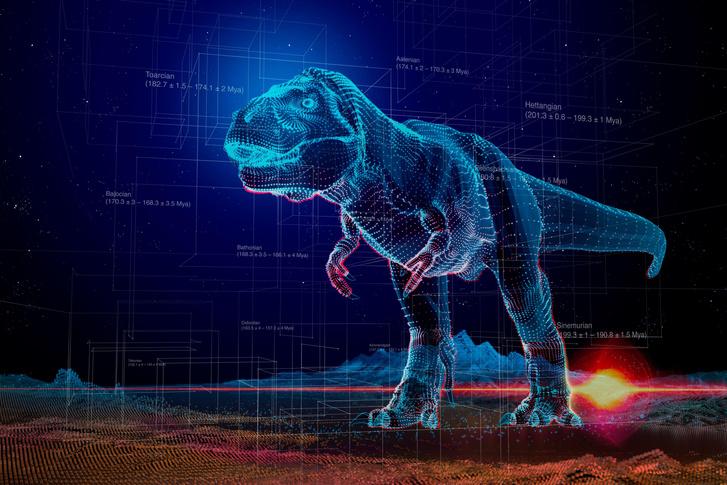 Фото №1 - Почему у динозавров такие сложные названия?