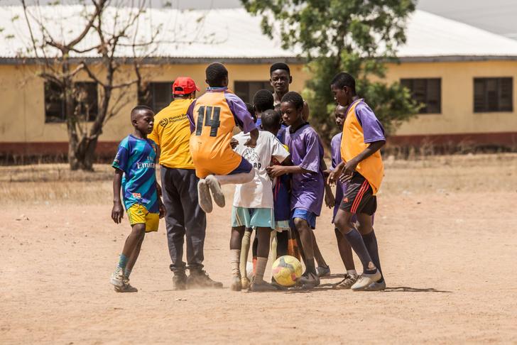 Фото №4 - Футбол по-африкански: как играют и болеют в Нигерии