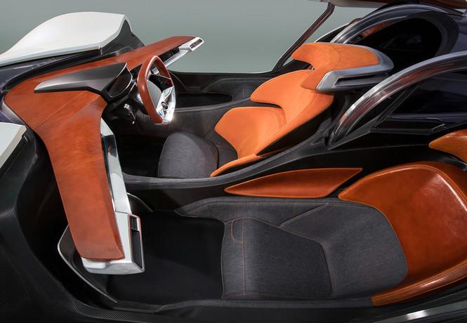 Фото №4 - Techrules Ren: гибридный суперкар с дизельными газотурбинными двигателями
