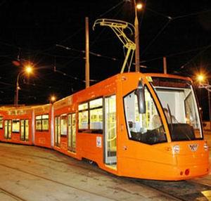 Фото №1 - В Москве построят 220 км линий скоростного трамвая