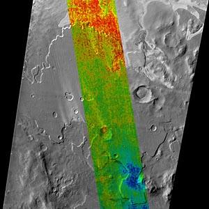 Фото №1 - Марс может оказаться замороженным