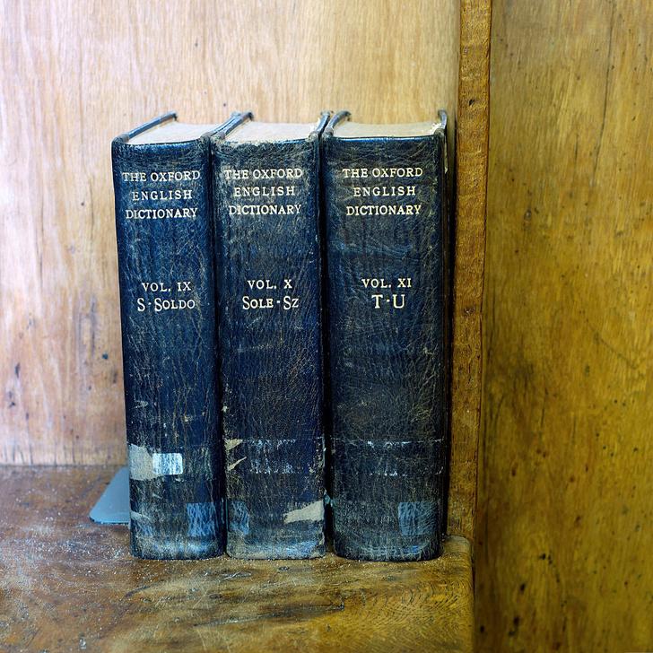 Фото №1 - Объявлено слово года по версии Оксфордского словаря