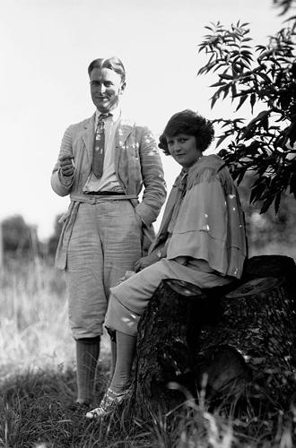 Фото №6 - Прекрасные и обреченные: разрушительная любовь Фрэнсиса Скотта Фицджеральда и Зельды Сейр