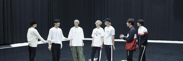 Фото №1 - BTS исполнилось 7 лет: душевное послание Ким Намджуна всем ARMY
