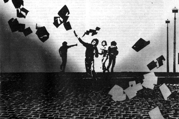 Фото №1 - Идущие с черного хода