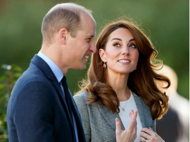 Фото №2 - Семейный босс: как Кейт показала, кто главный в их браке с Уильямом