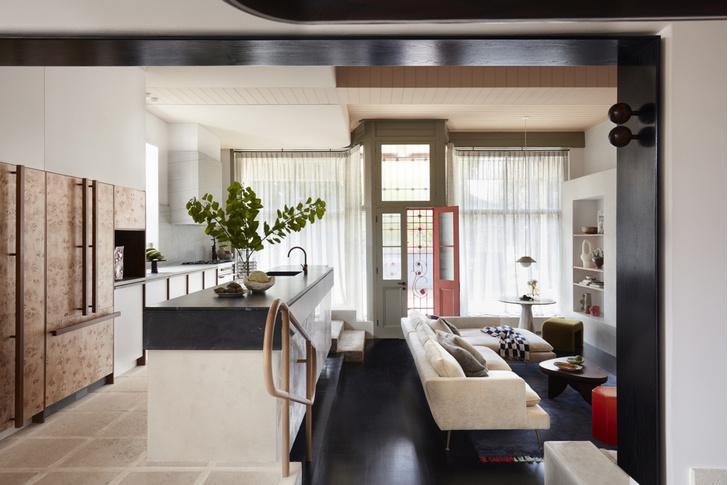 Фото №3 - Квартира в старом доме в Сиднее в эклектичном стиле