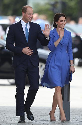 Фото №7 - Из простолюдинок в аристократки: как Кейт Миддлтон изменилась за 10 лет рядом с Королевой