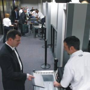 Фото №1 - Детектор лжи в аэропорту