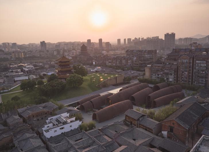Фото №1 - Музей истории фарфора в Китае