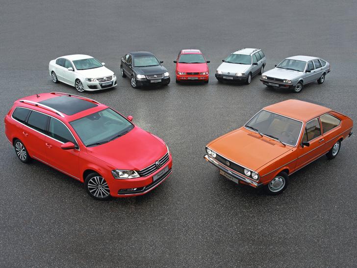 Фото №2 - Семь нордически выдержанных фактов о Volkswagen Passat