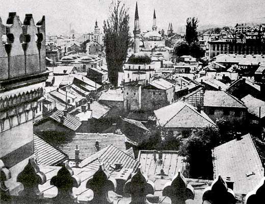 Фото №1 - Вучко приглашает в Сараево