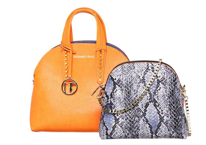 Фото №1 - It bag: Aspen от Trussardi Jeans