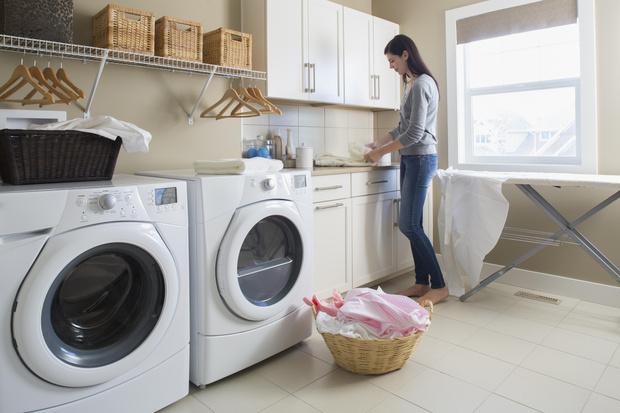 Фото №2 - Американцев удивляет, как мы стираем белье, и вот почему