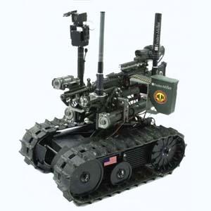 Фото №1 - Роботы могут начать войну
