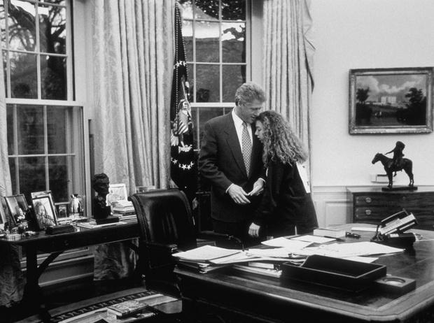 Фото №6 - От дружбы до вражды: почему поссорились Иванка Трамп и Челси Клинтон