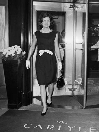 Фото №14 - Азбука стиля Жаклин Кеннеди: 10 вещей, которые она сделала культовыми
