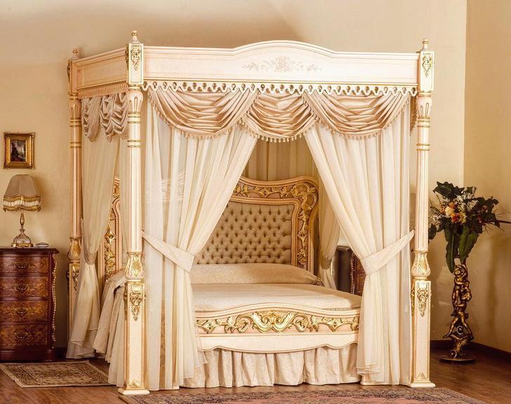 Фото №10 - Сон на миллион: 10 самых дорогих кроватей в мире