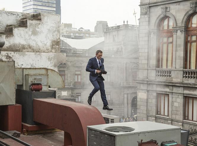 Фото №2 - Вышел новый трейлер фильма «007: СПЕКТР»