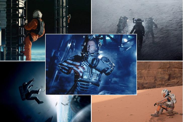 Фото №1 - 10 ляпов и ошибок из фантастических фильмов про космос