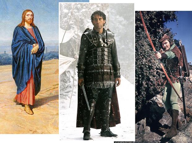 Фото №1 - Правда или вымысел: исторические личности, которых не было?