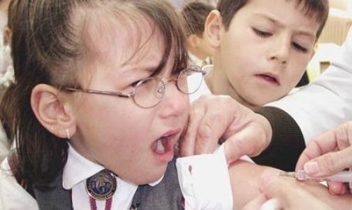 Фото №1 - В нацкалендаре прививок появится вакцинация против гемофильной инфекции