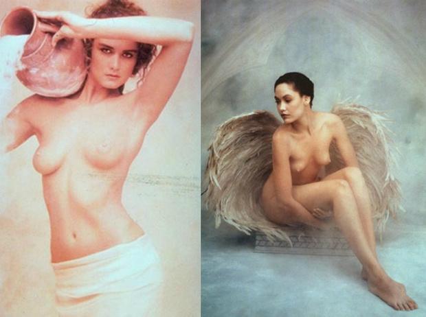Фото №9 - Календарь Pirelli: история эротической эволюции