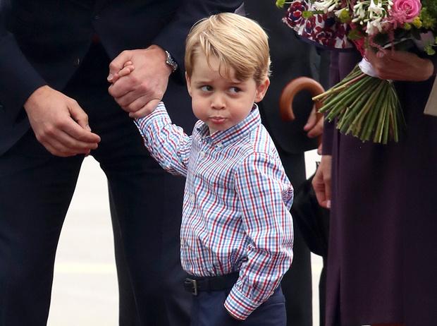 Фото №1 - Джордж-первоклашка: все самое интересное о школе юного принца