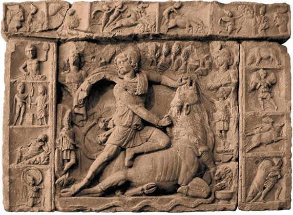 Фото №1 - Заходящее солнце античного язычества