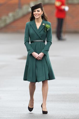 Фото №14 - Уроки стиля от Кейт Миддлтон: экспресс-гид по гардеробу герцогини Кембриджской