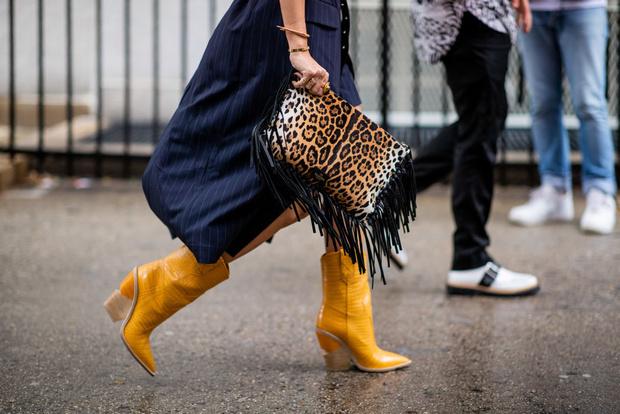 Фото №3 - Тренд: как носить животные принты в 2020 году