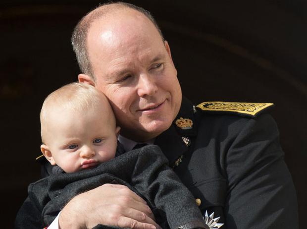 Фото №15 - 25 по-настоящему милых фото самых знаменитых отцов в мире