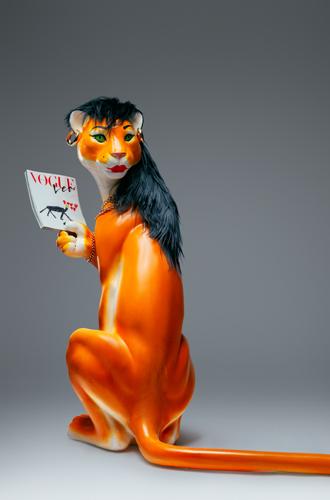 Фото №18 - ЦУМ устроит аукцион «леопардов» для помощи детям