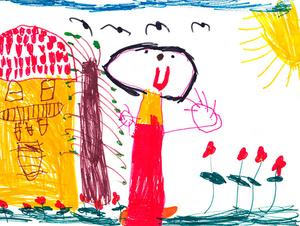 Фото №9 - Тайный смысл детских рисунков