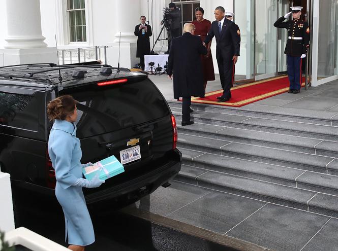 Фото №7 - Зонтик для нарцисса: Дональд Трамп не думает даже о своей семье