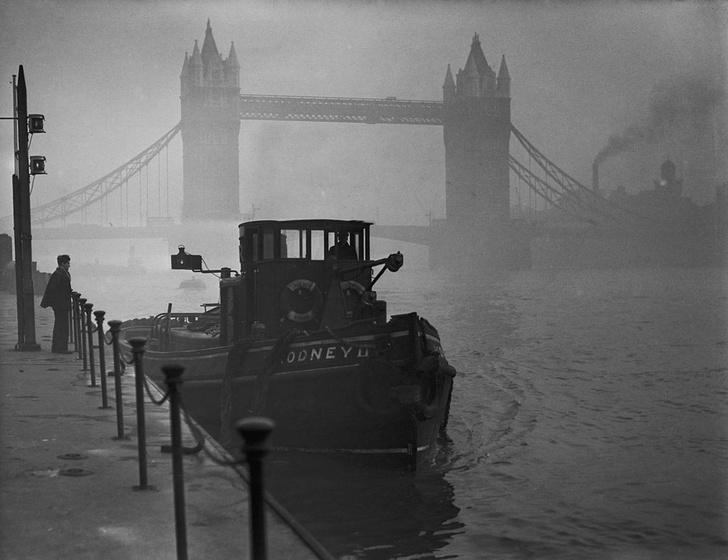 Фото №1 - Химики раскрыли тайну смертоносного тумана в Лондоне