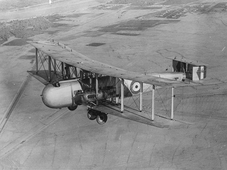 Фото №1 - «Вот уроды...»: 12 самых страшных самолетов XX века