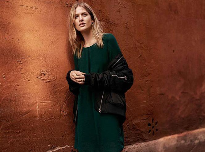 Фото №1 - Коллекция «Новая женственность» H&M