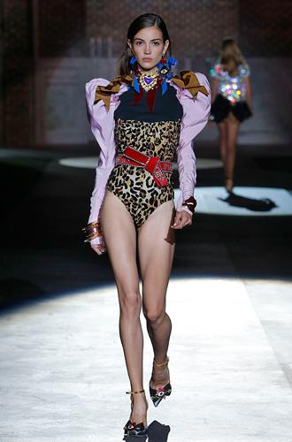 Фото №39 - 10 весенних трендов с Недели моды в Милане
