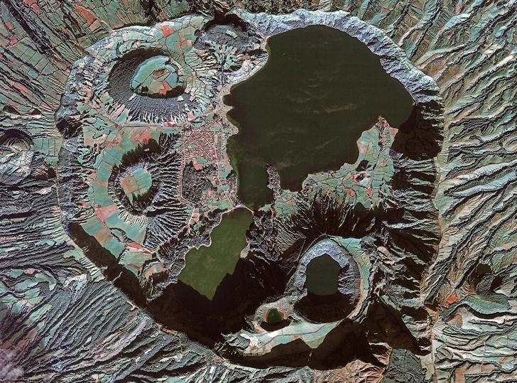 Фото №1 - Двойное озеро