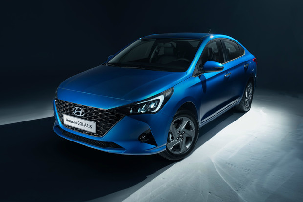 Фото №4 - В Питере представили новый Hyundai Solaris