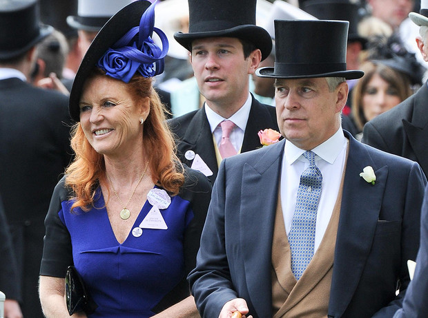 Фото №9 - Сара Фергюсон, герцогиня Йоркская: «Мы с Эндрю развелись, но не разошлись»
