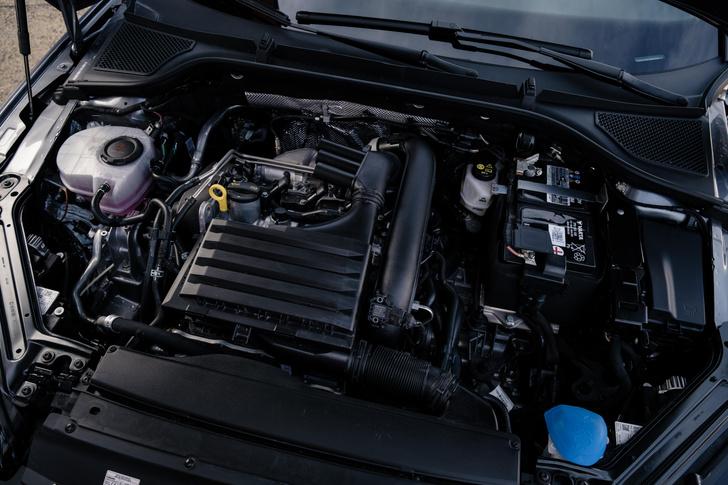 Фото №7 - Почему Skoda Octavia— это настоящий народный автомобиль