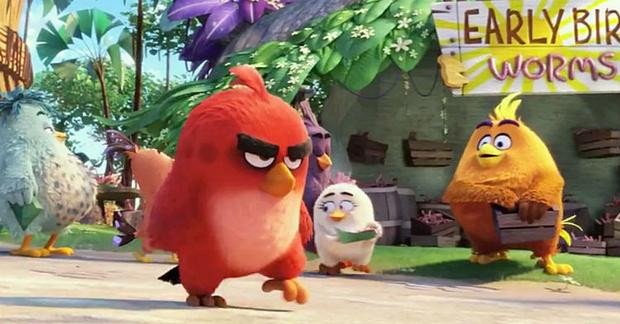 Фото №3 - Angry Birds добрались до кино: смотри трейлер