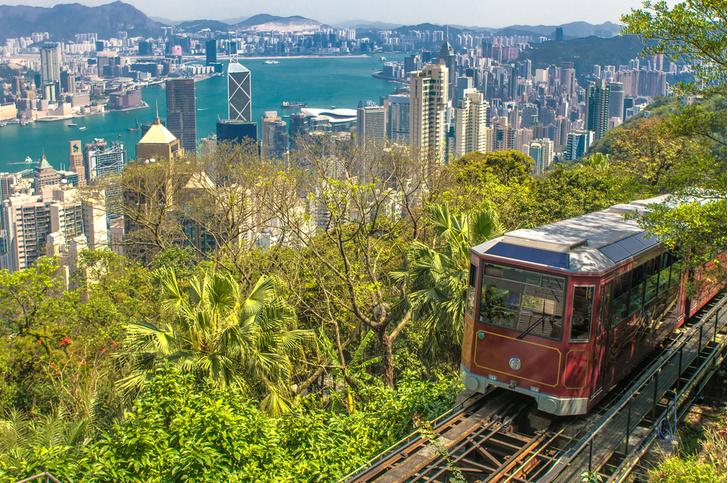 Фото №4 - Гонконг: песнь воды и ветра