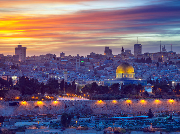 Фото №1 - Мистический Израиль: путешествие к истокам мироздания