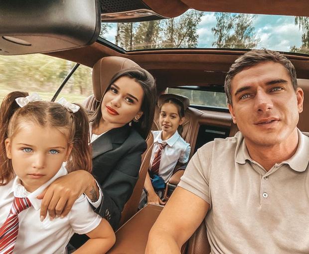 Ксения Бородина: инстаграм, рост, личная жизнь, дети, теона, маруся